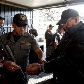 Procesan a 11 militares en Guatemala.