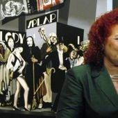 Consuelo Ciscar fue directora del museo durante diez años