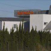 Exterior del complejo de Abengoa Water en Dos Hermanas (Sevilla)