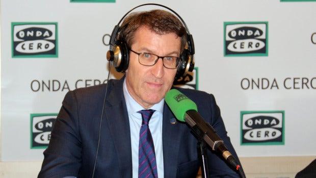 """Alberto Núñez Feijóo: """"Que Rajoy declare significa que todos somos iguales ante la ley"""""""