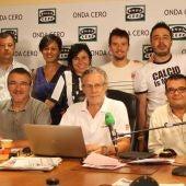 El equipo de Radioestadio