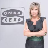 Julia Otero con logo de Onda Cero para iTtunes
