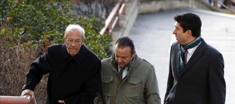 Simon Viñals, responsable junto a su hijo Carlos del equipo médico contratado para la fiesta del Madrid Arena
