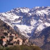 Cordillera Gran Atlas