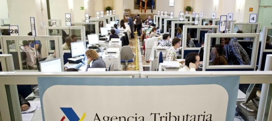 Ondacero radio la agencia tributaria registra una decena for Oficina tributaria madrid