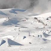 Snowpark de Sierra Nevada