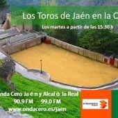Los toros de Jaén en la Onda