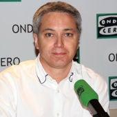 Vicente Vallés en Más de uno.