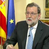 """Mariano Rajoy: """"Somos sentimientos y tenemos seres humanos"""" - Zapping TV"""
