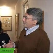 Isabel Gemio con el escritor Andrés Trapiello
