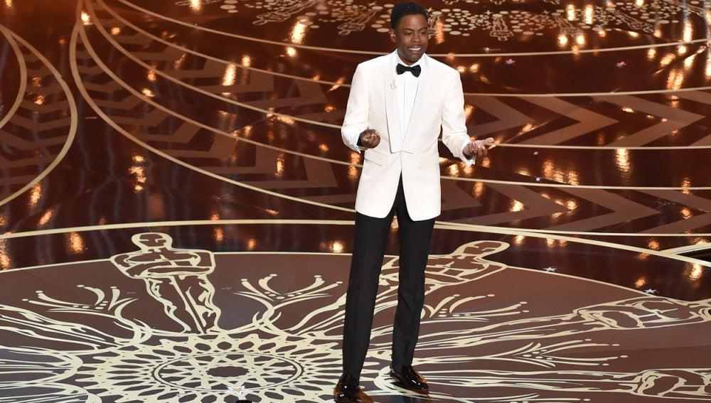 Chris Rock, presentador de la gala de los Premios Oscar
