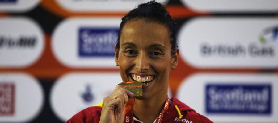 Teresa Perales, nadadora paralímpica de España
