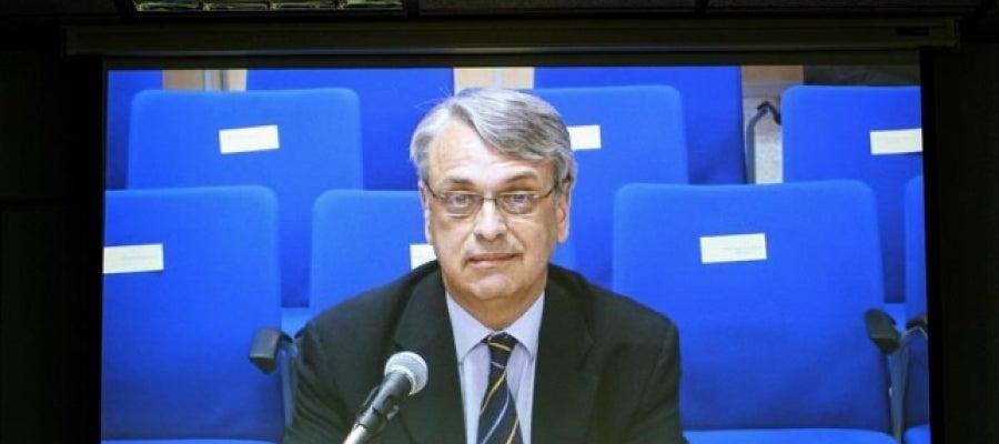 Miguel Tejeiro, en su declaración