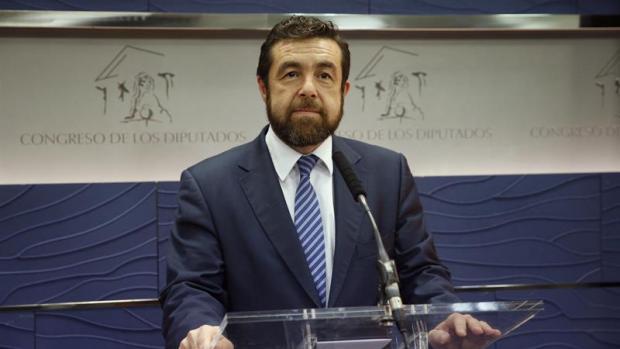 """Miguel Gutiérrez: """"Pedro Antonio Sánchez debe dimitir porque se comprometió a hacerlo si fuera imputado"""""""