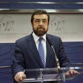 Miguel Gutiérrez,  secretario del grupo parlamentario de Ciudadanos