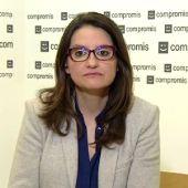 Mónica Oltra en Espejo Público