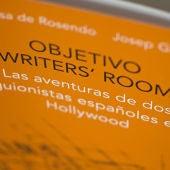 El nuevo libro 'Objetivo Writer's Room'