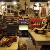 Feria de Antigüedades de Madrid
