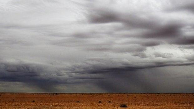 Hoy, tormentas fuertes en mitad norte, centro peninsular, Comunidad Valenciana y Málaga