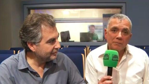 Carlos Alsina y Juan Ramón Lucas hacen balance del primer año de Más de uno