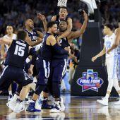 Villanova gana la NCAA