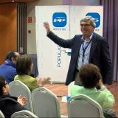 Mariano Marín, elegido presidente del PP de Gijón