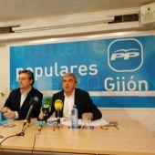 Rueda de prensa PP tras anularse segundo congreso local