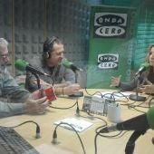 Carlos Blanco y Luís Davila en Onda Cero Galicia
