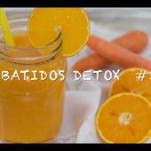 Batidos Detox #1 - Batidos o zumos para perder peso y llevar una vida saludable