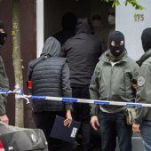 Detenidos de los atentados de Bruselas