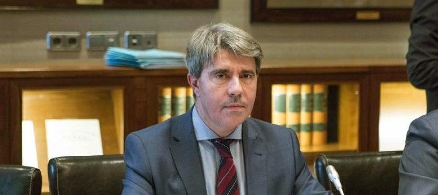 Edmundo Rodríguez Sobrino, directivo de una filial del Canal de Isabel II