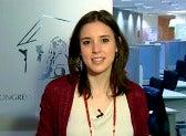 Irene Montero, la portavoz adjunta de Podemos en el Congreso