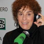 Anabel Alonso, en Más de uno.