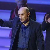 Pepe Viyuela, en la gala de los Premios Max