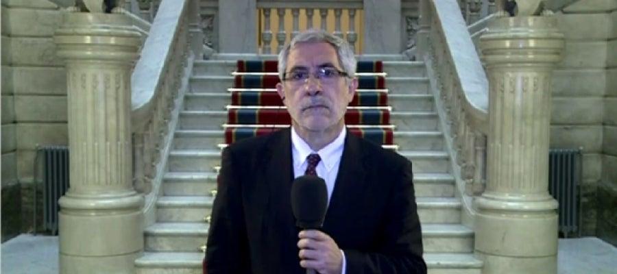Gaspar Llamazares en Espejo Público