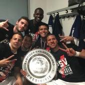 El PSV Eindhoven ganador de la Liga Holandesa