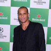 Rivaldo, exfigura del Barcelona y de Brasil