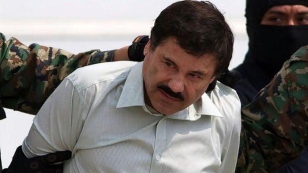 El Chapo Guzmán, condenado en EEUU a cadena perpetua