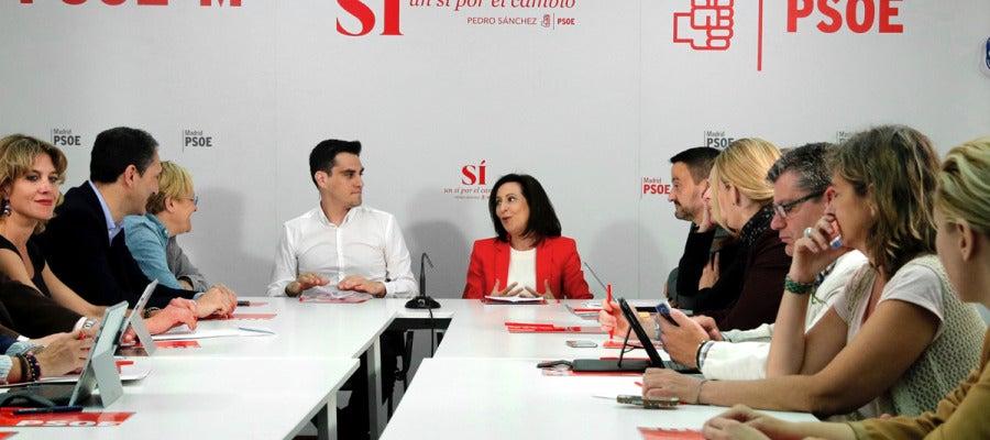 La número dos de la candidatura del PSOE por Madrid, Margarita Robles
