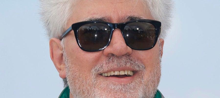 Pedro Almodóvar en el Festival de Cannes