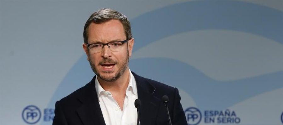 El vicesecretario sectorial del PP, Javier Maroto