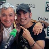 Pitingo y Juan Ramón Lucas