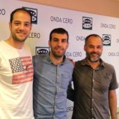 Roberto Trashorras en Onda Deportiva