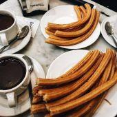 Chocolate con churros de San Ginés