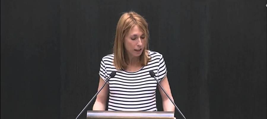 La concejal de Ciudadanos, Silvia Saavedra