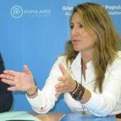 Begoña Carrasco, portavoz PP Castellón