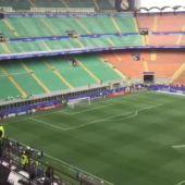 El estadio de San Siro