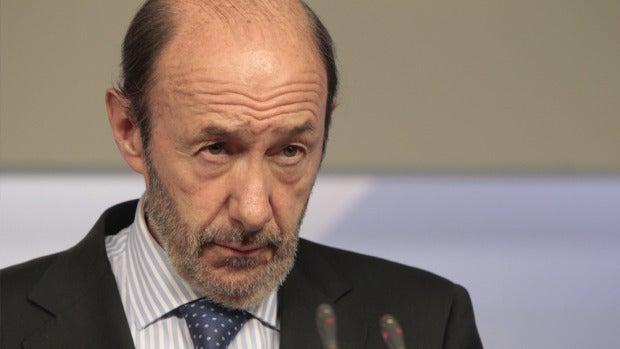 Alfredo Pérez Rubalcaba en una imagen de archivo