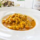 El 'empedrao', plato típico de Castellón