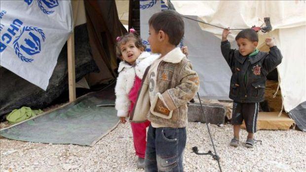 Punta Norte: Nueve de cada diez niños refugiados cruzan solos el Mediterráneo